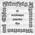Fünfzig Chöre, Hymnen und Motetten CD