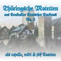 Thüringsche Motetten 3 CD