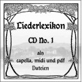 Liederlexikon 1 CD