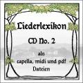 Liederlexikon 2 CD
