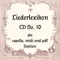 Liederlexikon 10 CD