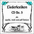 Liederlexikon 5 CD