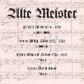 Alte Meister CD