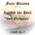 Konzert für Horn und Orchester c-moll op. 8