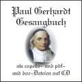 Paul Gerhardt Gesangbuch CD