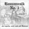 Hausmusik 1 CD