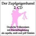 Der Zupfgeigenhansl 2 CD