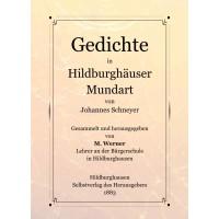 Gedichte in Hildburghäuser Mundart, Neudeutsch