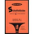 Schallstücke No. 3 in B
