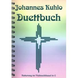 Johannes Kuhlo, Duettbuch