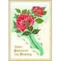 Besten Glückwunsch, Rosen