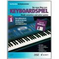 Der neue Weg zum Keyboardspiel Band 1, mit Midifiles