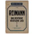 Das deutsche geistliche Lied von der ältesten bis auf unsere Zeit, Band VI