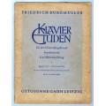 Klavier-Etüden, Fr. Burgmüller Op. 100