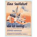 Eine lustige Seefahrt, u.a.