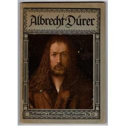 Albrecht Dürer (Volksbücher Nr. 10)