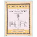 Rachmaninoff, Pollochinelle