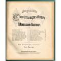 Ausgewählte Klaviercompositionen, Mendelssohn-Bartholdy