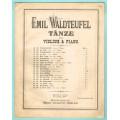 Dolores-Walzer, Emil Waldteufel