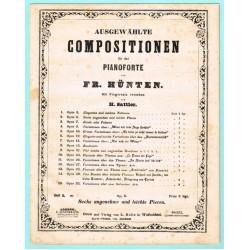 Sechs angenehme und leichte Piecen, Op. 6