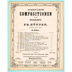 Variationen über eine Schweizer Arie, Op. 32