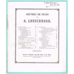 La belle Amazone, Pièce caractéristique, Op. 25