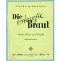 Die verkaufte Braut, Nr. 4 Duett Marie und Wenzel