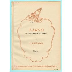 "Largo aus der Oper ""Xerxes"""