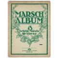 Marsch-Album, 18 beliebte Märsche für Klavier