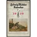 Ludwig Richter Kalender 1930