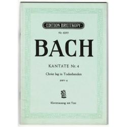 Bach Kantate Nr. 4 - Christ lag in Todesbanden